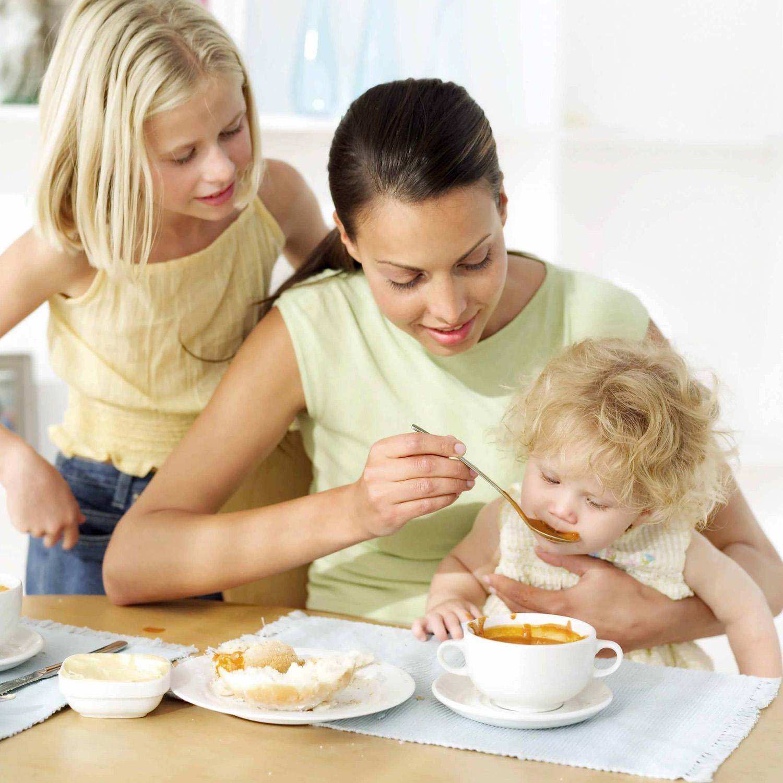 Чем полезен творог в детском питании?