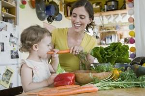Морковь в питании ребенка